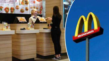 CHOC, un restaurant McDonald's est obligé d'embaucher des ados…