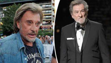 Eddy Mitchell critique violemment le concert hommage à Johnny Hallyday et la statue «à la con»