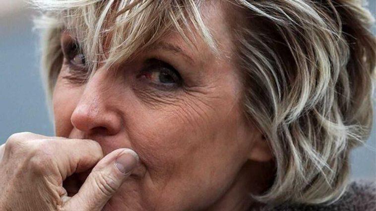 Evelyne Dhéliat victime d'un cancer