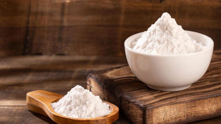 Nettoyage au bicarbonate de soude