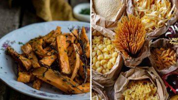 Top 8 des féculents les moins caloriques pour remplacer les pâtes et le riz
