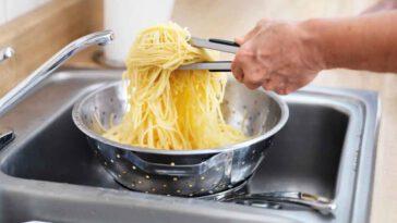 10 bonnes raisons de ne plus jeter l'eau de cuisson des pâtes