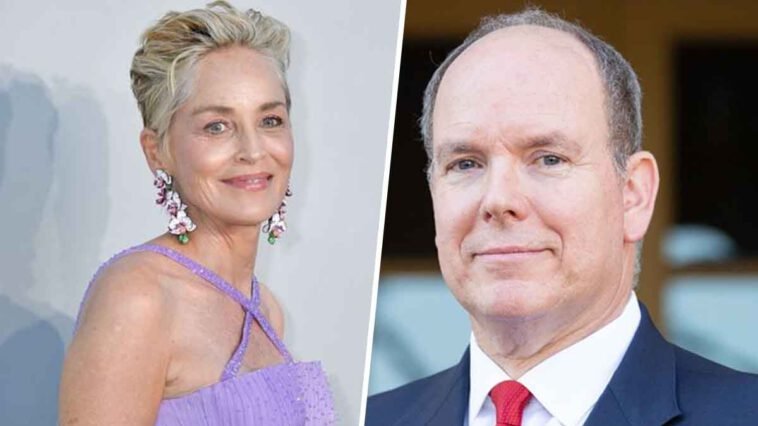 Albert de Monaco cette nouvelle sortie très remarquée avec Sharon Stone