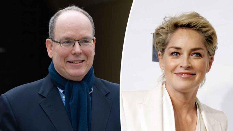Albert de Monaco et Sharon Stone, ne se quittent plus, une relation très suspect