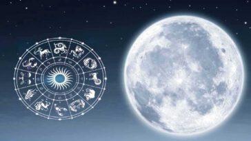 Astrologie Pleine lune d'octobre, ces 4 signes du zodiaque seront bouleversés par ses effets