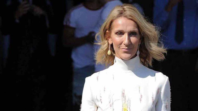 Céline Dion talons aiguilles, mini robe courte, elle fait chavirer les internautes