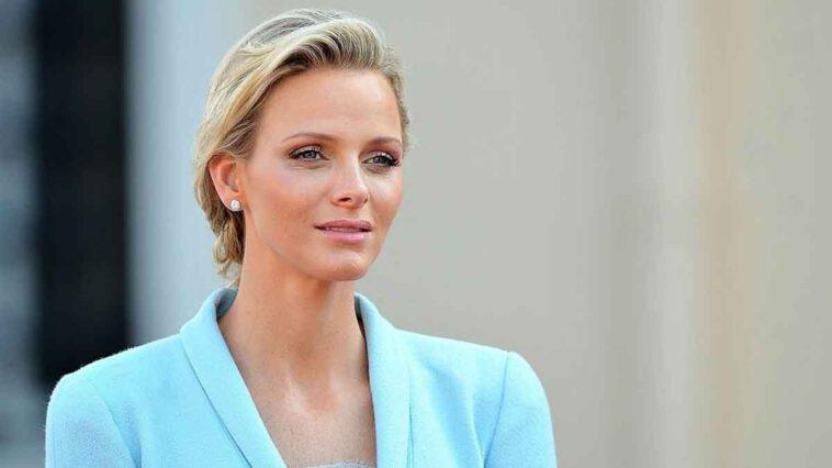 Charlène de Monacoamaigrie ce nouveau cliché de la princesse qui inquiète ses fans