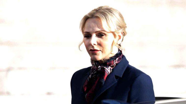 Charlène de Monaco métamorphosée la princesse réapparait avec un nouveau look capillaire, les internautes séduits