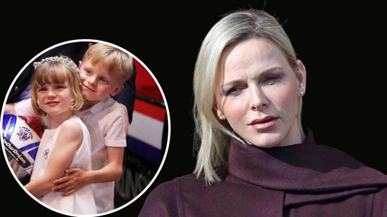 Charlène de Monaco ne peut pas voir Jacques et Gabriella découvrez pourquoi!