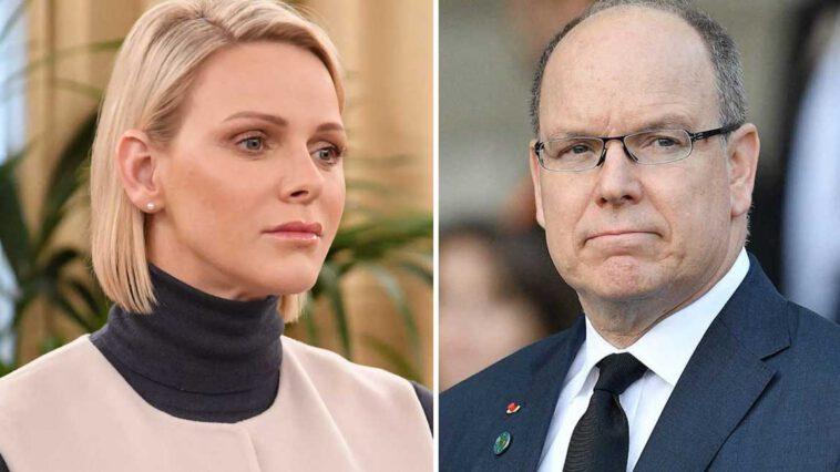 Charlène et Albert de Monaco: Cette demande de test de paternité déstabilise le couple!