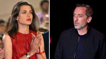 Charlotte Casiraghi inquiète pour Gad Elmaleh au plus mal, révélation sur son état de santé
