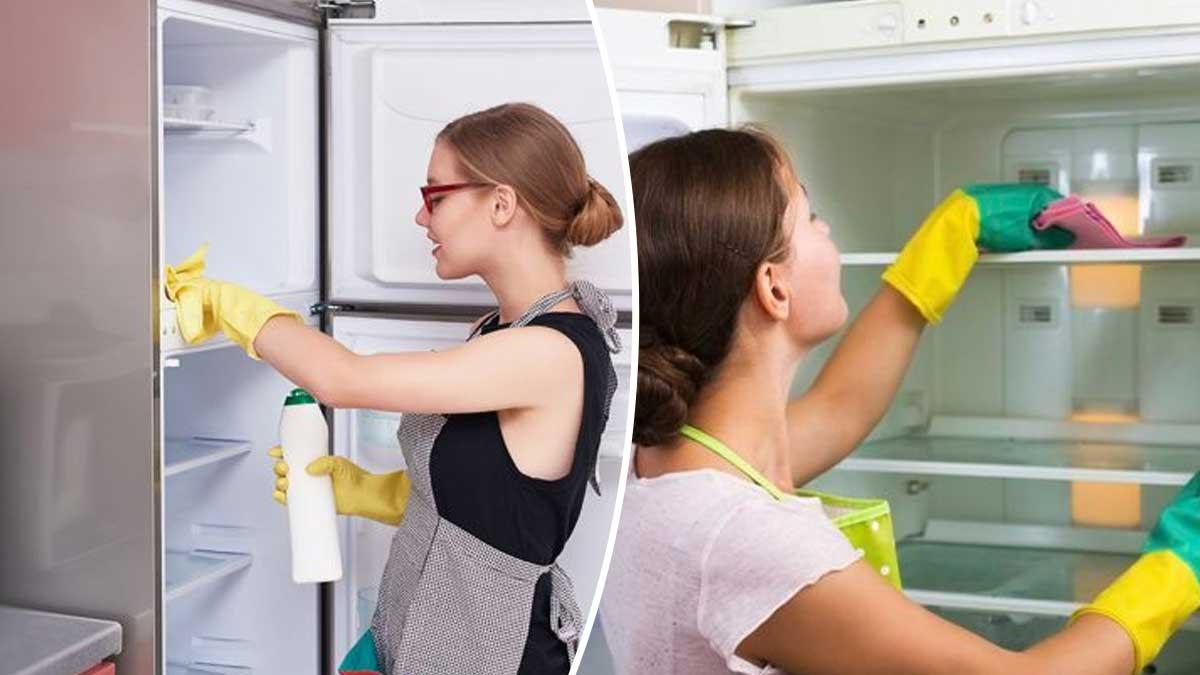 Comment bien nettoyer et désinfecter son frigo Découvrez des astuces naturelles pour faire un détergent naturel maison