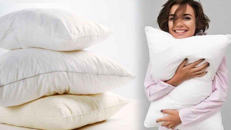 Découvrez ces meilleurs astuces pratiques pour redonner à son oreiller sa blancheur d'origine