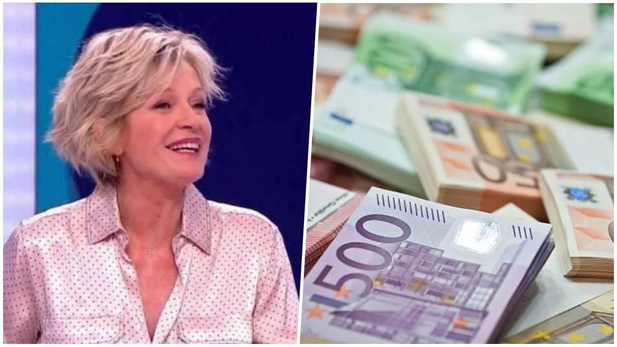 Découvrez le salaire mirobolant de Sophie Davant pour Affaire conclue