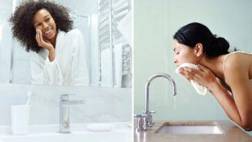 Découvrez pourquoi il ne faut surtout pas laver son visage avant de se coucher selon les experts
