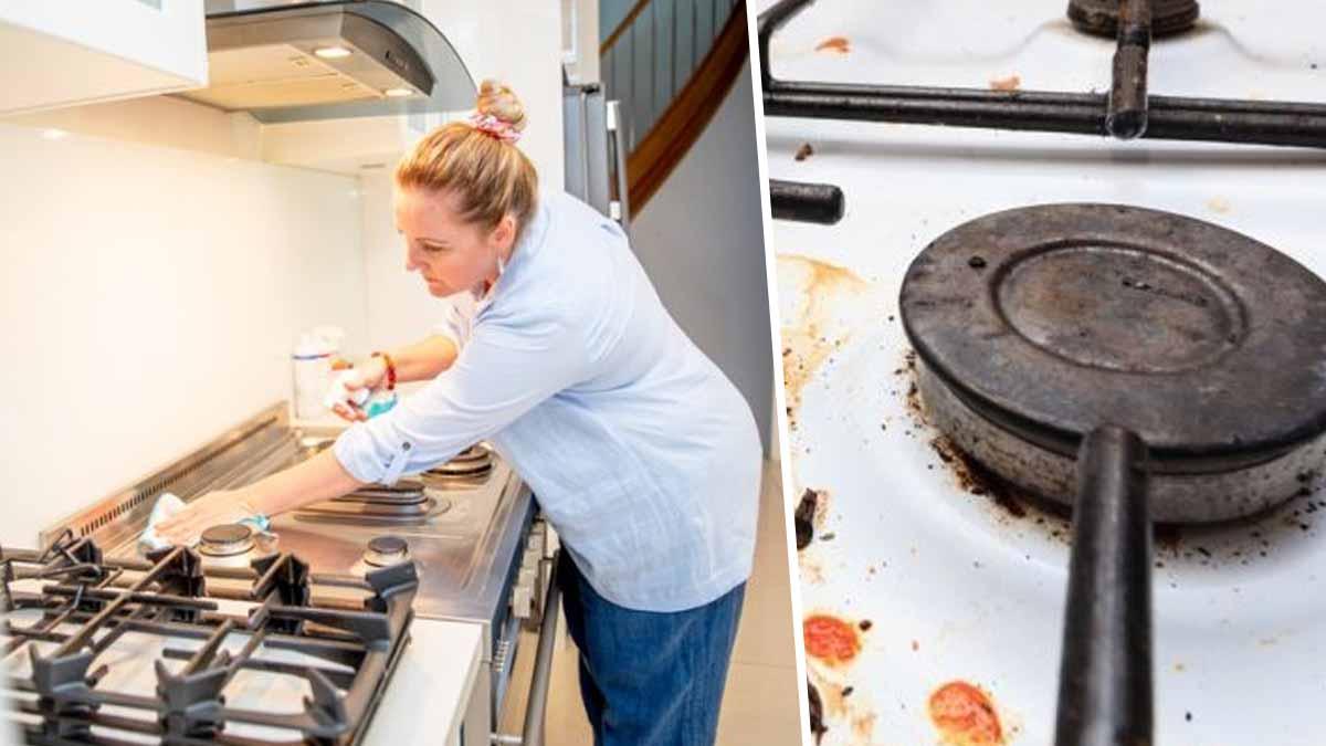 Entretien plaque de cuisson 5 bonnes astuces pour éliminer la graisse