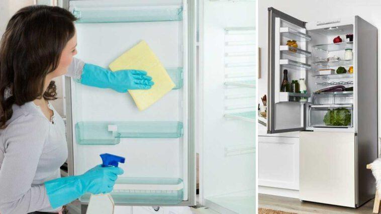 Hygiène 3 astuces simples et pratiques pour garder son frigo propre plus longtemps