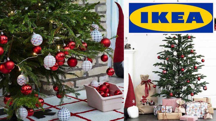 Ikea met le paquet et dévoile sa collection Noël 2021