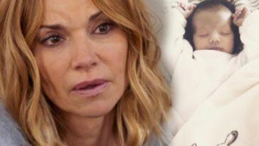 Ingrid Chauvin, sa fille Jade décédée à 5 mois, son déchirant hommage !