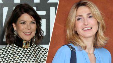 Julie Gayetmère de deux enfants, son surprenant clin d'œil à Caroline de Monaco