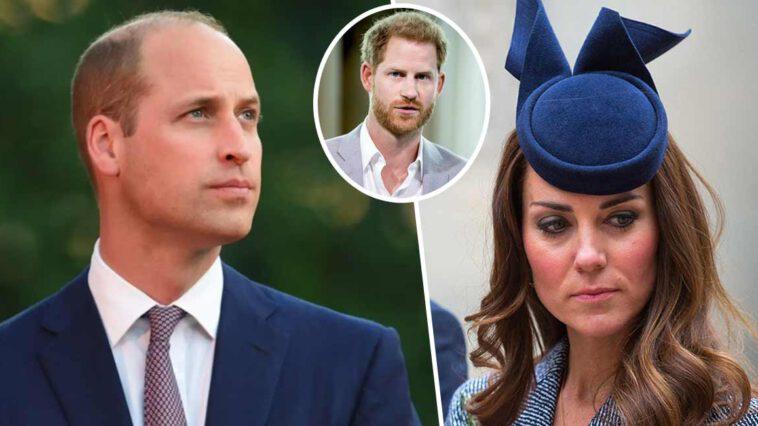 Kate Middleton brisée par le Prince William, infidèle, Harry dévoile tout