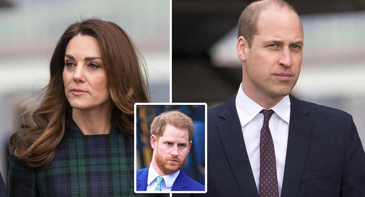 Kate Middleton brisée par le prince William, infidèle, Harry dévoile tout (2)
