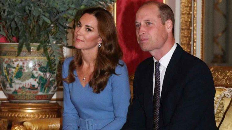 Kate Middleton cachée, le prince William très anxieux...