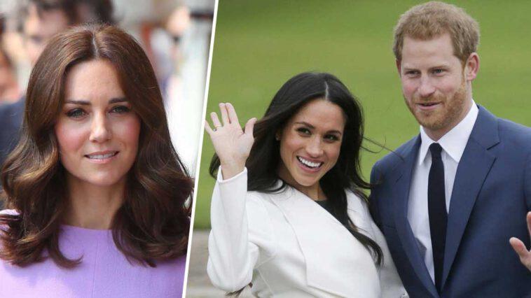 Kate Middleton contre-attaque après l'officialisation du nouveau projet de Meghan et Harry