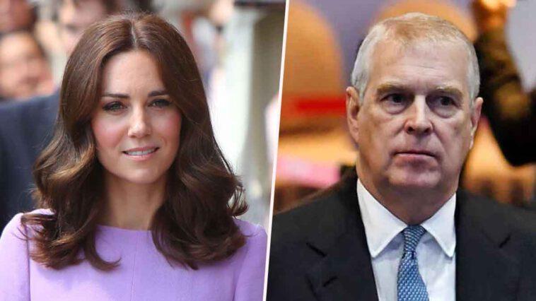 Kate Middleton, énorme clash avec le prince Andrew, terrible secret dévoilé