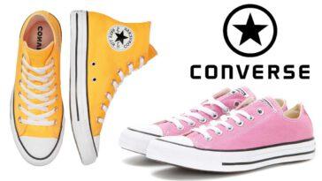 La Chuck Taylor de Converse revient et elle n'a qu'un seul but nous tuer les pieds...