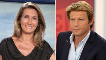 Laurent Delahousse délaissé par France 2… La présentatrice de TF1, Anne-Claire Coudray, prend discrètement la place !