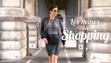 Les Reines du Shopping les meilleurs conseils de Cristina Cordula pour bien porter une jupe en cuir