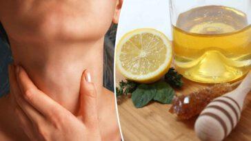 Mal de gorge 5 aliments à privilégier pour le soigner