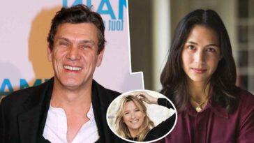 Marc Lavoine séparé de Line Papin, cette proposition allusive de son ex Sarah Poniatowski