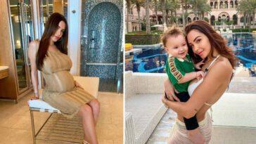 Nabilla, enceinte de son deuxième enfant