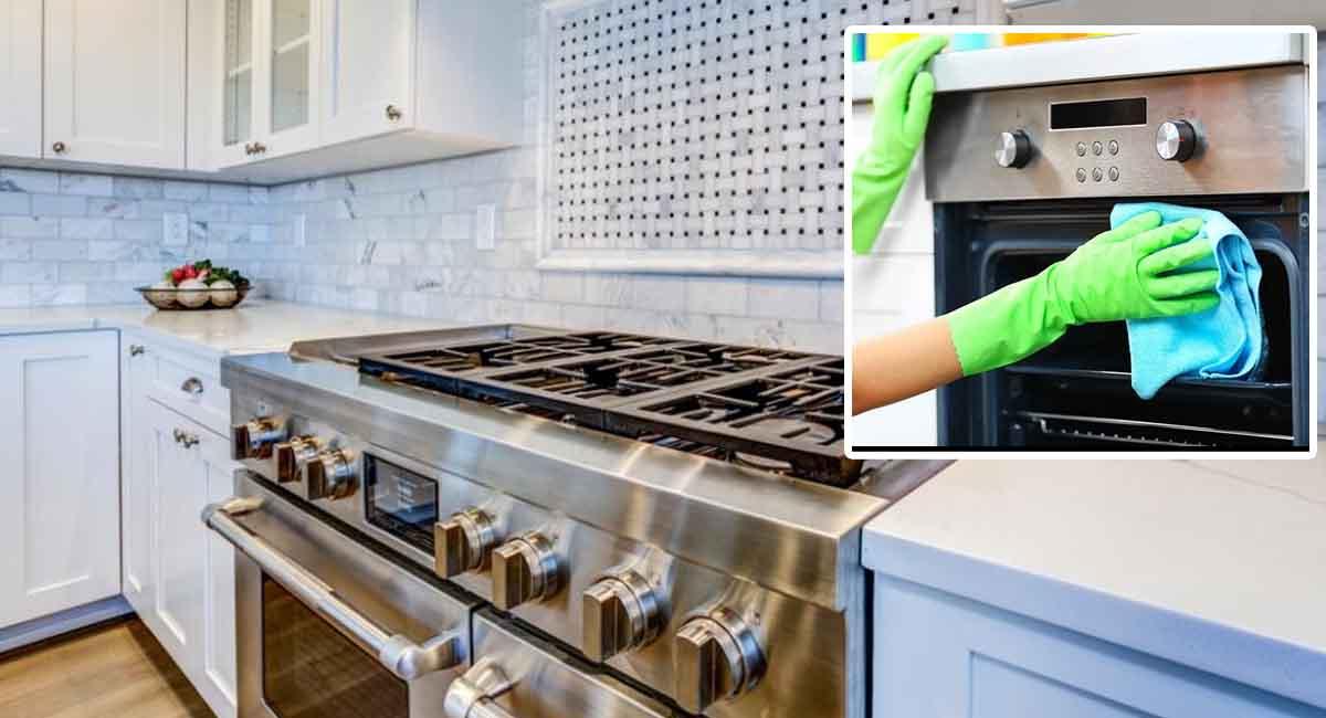 Nos astuces pour un nettoyage de la cuisinière sans effort en lui donnant un aspect neuf