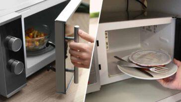 Pourquoi ne faut-il pas mettre de métal dans un four à micro-ondes