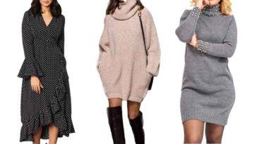 Tendance mode découvrez ces robes chaudes que vous devrez absolument porter tout au long cet hiver !