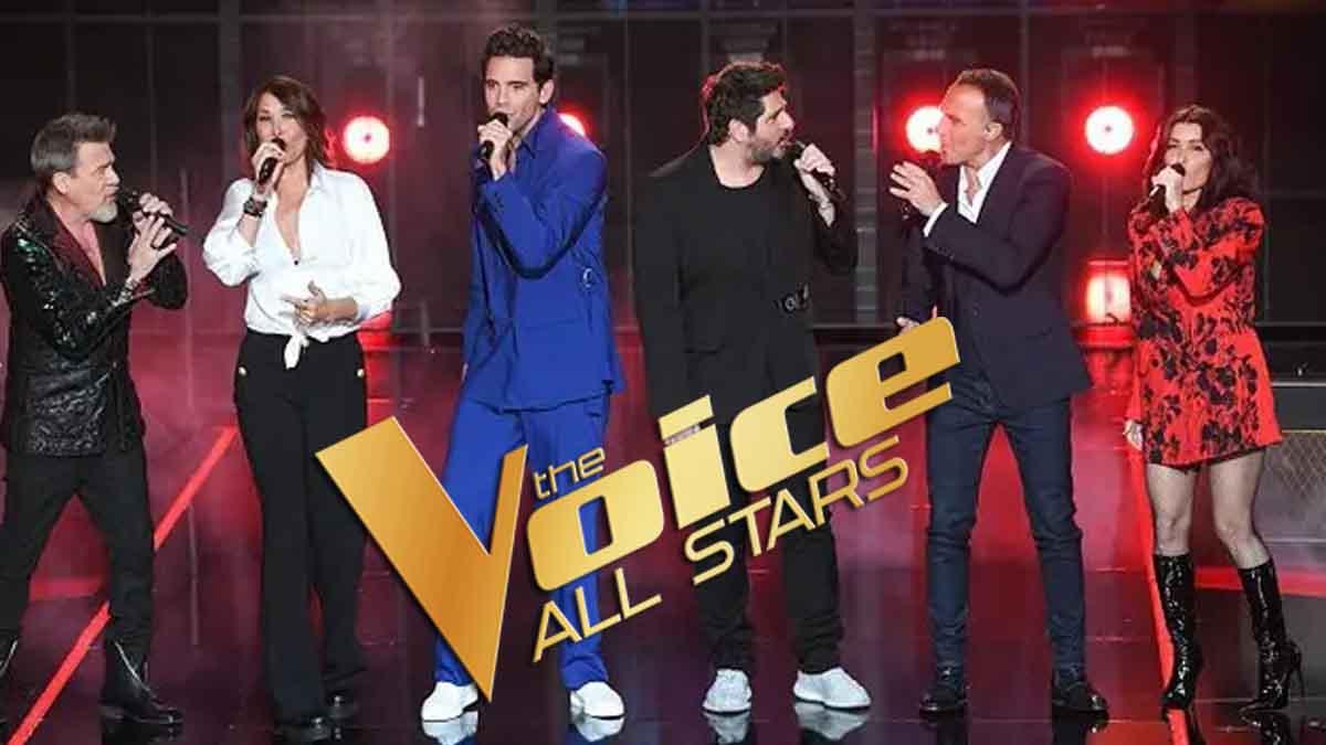« The Voice All Stars » Tirage au sort et poules… Cette nouvelle règle choc pour la demi-finale