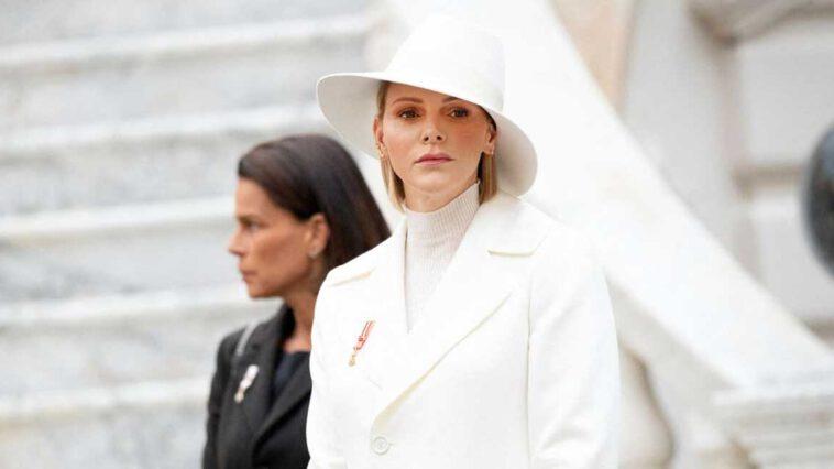 Une nouvelle photo de Charlène de Monaco alarme la Principauté