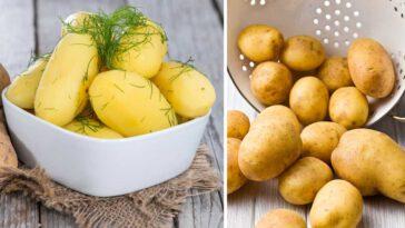 Voici comment cuire les pommes de terre plus rapidement
