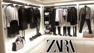 Zara dévoile un ensemble très original et fluide pour la nouvelle saison !