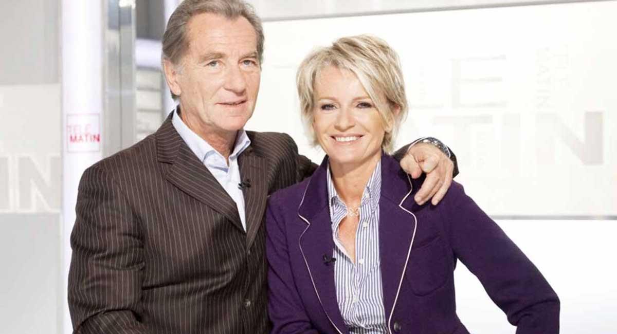 William Leymergie et Sophie Davant, de l'amitié à l'amour, confidence sur leur relation